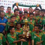 32 Tim Liga Pelajar U-16 ke Seri Nasional
