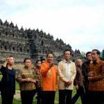 Pengunjung Candi Borobudur Mulai Dibatasi