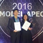 Mahasiswa Indonesia 'Best Presentation Award' di Model APEC di Beijing