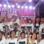 Puluhan Artis Totak Reklamasi Bali