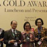 Penghargaan PATA Gold Awards Diserahkan