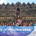 Influencer dan Blogger Ikuti Trip of Wonders