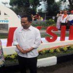 Walikota Cimahi Resmikan Taman Vaksinasi
