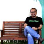 Leo: Nahkoda Baru Greenpeace Indonesia