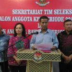 Dibuka Pendaftaran Calon Anggota KPU
