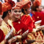 Minangkabau Culture and Art Festival di TIM