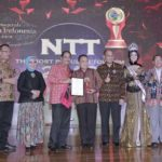 NTT 'New Tourism Theritory!' Juara Anugerah Pesona Indonesia 2016