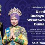 Syarat Aceh Menuju Destinasi Wisata Halal