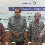 Kemendikbud Rangkul Trans Retail Indonesia