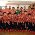 Timnas U-15 Bertanding ke Malaysia