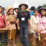 10 Ribu Remaja Kampanyekan #PemudaTaniKEREN dari NTB