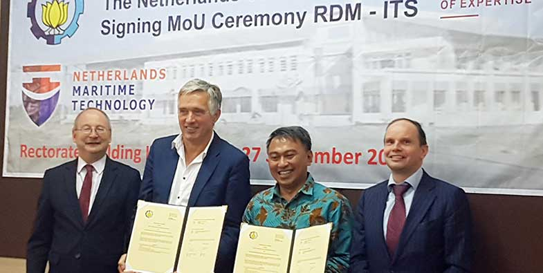 ITS Siap Realisasi 'Science and Technopark'