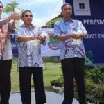 Diresmikan Hutan Kota di Tangerang