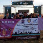 Tim Garuda Sukses Lomba Satelit di Mongolia