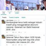 Jokowi Ajak Masyarakat Introspeksi Diri