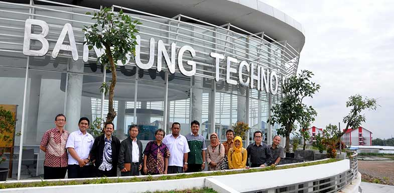 Target 'Science and Technology Park' Turun