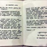 'Surat Cinta' Sri Mulyani