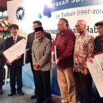 Empat Ilmuwan Terima Habibie Awards 2016
