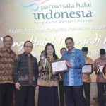 Penghargaan Pariwisata Halal Terbaik 2016