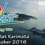 Sinergi 'Blow Up' Event Sail Karimata