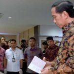 Jokowi Perintahkan Pecat Pelaku Pungli