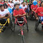 Peparnas XV, Ajang Atlet Difabel Indonesia