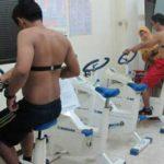 Atlet Wanala Unair Tes Kebugaran