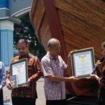 Kapal Laminasi Bambu Catat Rekor Muri