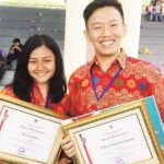 2 Mahasiswa UI Raih Pemuda Berprestasi