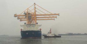 TPS Tambah Tiga Crane Baru