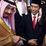 Saat Raja Salman Mencari Cucu Bung Karno