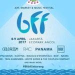 BFF 2017: Festival Art, Market & Music