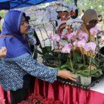 Warga Surabaya Respon 'Minggu Pertanian'