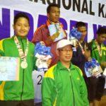 Atlet FORKI Jatim Raih Tiga Emas
