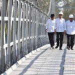 2018 Target Bangun 300 Jembatan Gantung