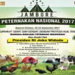 Jambore Peternakan Nasional di Cibubur