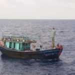 Tangkap Dua Kapal Ilegal Asing