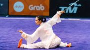 Atlet Wushu Indonesia Juara Dunia