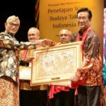 150 Warisan Budaya Takbenda Indonesia