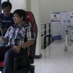Smart Wheelchair Khusus Disabilitas