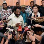 Program Tol Laut di Papua Jalan 80%