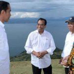 Presiden Ingin Fasilitas Penunjang di Toba