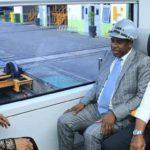 Delegasi Nigeria Kunjungi INKA Madiun