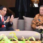Pertemuan SBY dan Presiden Jokowi