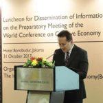 Konferensi Dunia Ekonomi Kreatif di Bali