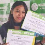 Mahasiswi UI Raih Penghargaan di Brasil