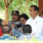 Jokowi Serahkan 2.000 Ha ke Rakyat