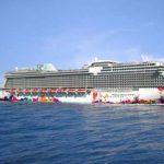 Kapal Dream Cruise Melancong Ke Surabaya