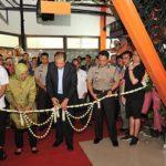 Wali Kota Surabaya Resmikan Koridor