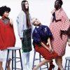 Agnez Mo dan Model Sampul Vogue